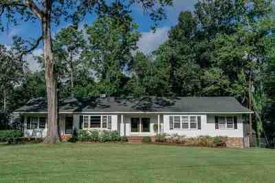 Macon Single Family Home For Sale: 652 Bass Road