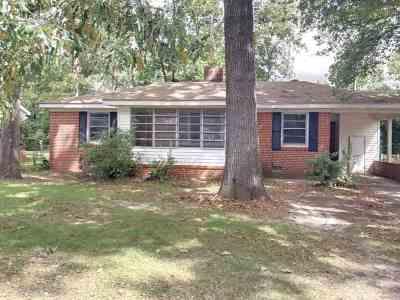 Warner Robins Single Family Home For Sale: 318 Cherokee Drive