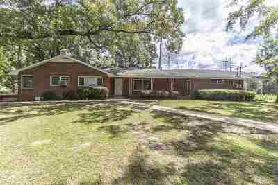 Warner Robins Single Family Home For Sale: 3350 Highway 41 N