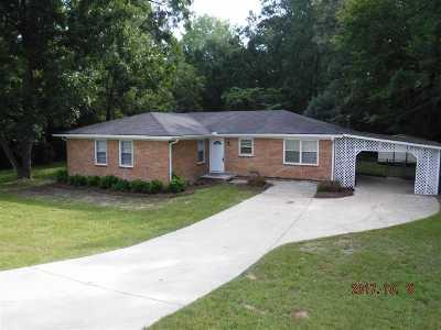 Macon Single Family Home For Sale: 1159 Wesleyan Drive