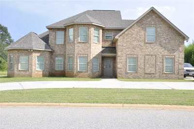 Macon Single Family Home For Sale: 3517 Bridgewood Drive