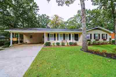 Warner Robins Single Family Home For Sale: 209 Ridgeland Drive