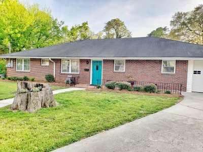 Macon Single Family Home For Sale: 836 Boulevard