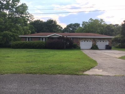 Macon Single Family Home For Sale: 5705 Swymer Drive