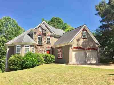 Macon Single Family Home For Sale: 139 Ashton Drive