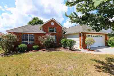 Warner Robins Single Family Home For Sale: 111 Margeson Drive