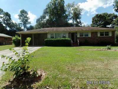 Warner Robins Single Family Home For Sale: 133 Little John Lane