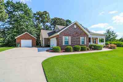 Warner Robins Single Family Home For Sale: 505 Creekview Trl
