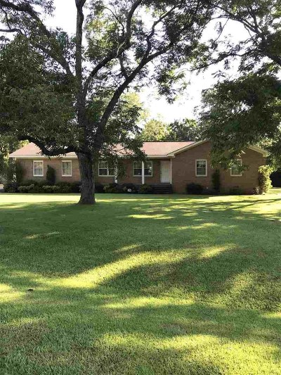 Macon Single Family Home For Sale: 5724 Lawrence Court