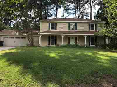 Warner Robins Single Family Home For Sale: 226 Shenandoah Trl