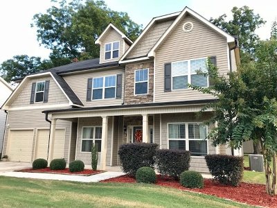 Single Family Home For Sale: 327 Haywood Drive