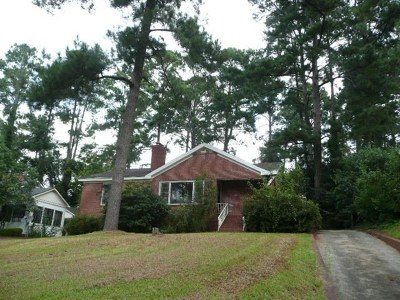 Macon Single Family Home For Sale: 1685 Foster Place