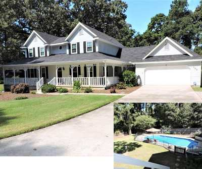 Warner Robins Single Family Home For Sale: 107 Century Boulevard
