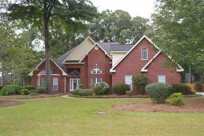 Single Family Home For Sale: 203 River Valley Trail