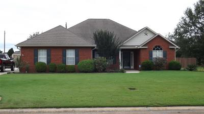 Warner Robins Single Family Home For Sale: 104 Ashley Court