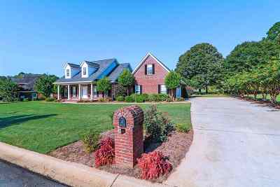 Single Family Home For Sale: 109 Horseshoe Bend Blvd