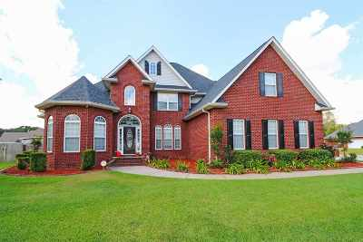 Perry Single Family Home For Sale: 106 Habersham Lane