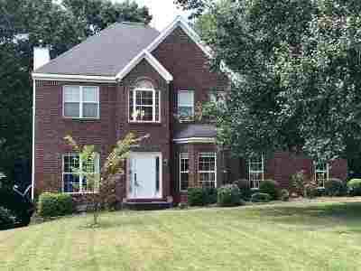 Macon Single Family Home For Sale: 229 Northridge Drive