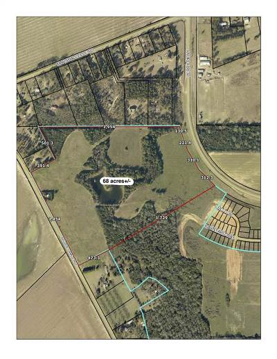 Bibb County, Crawford County, Houston County, Monroe County, Peach County Residential Lots & Land For Sale: South Perry Parkway