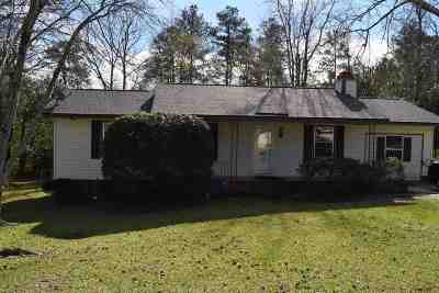 Macon Single Family Home For Sale: 4726 Pine Valley Drive