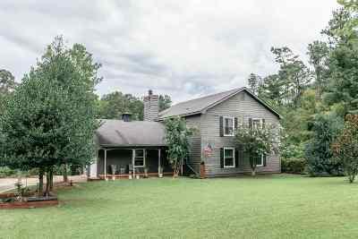 Macon Single Family Home For Sale: 1407 Beaver Oaks Drive