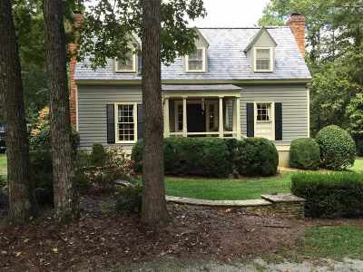 Macon Single Family Home For Sale: 523 Franklin Road