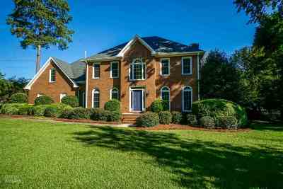 Macon Single Family Home For Sale: 5051 Oxford Road