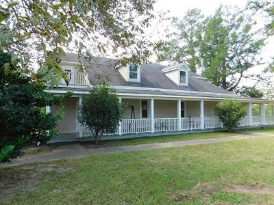 Single Family Home For Sale: 1241 Zenith Mill Road