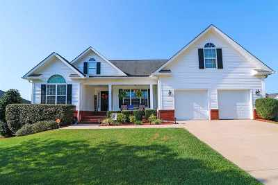 Kathleen Single Family Home For Sale: 271 Spring Chase Circle