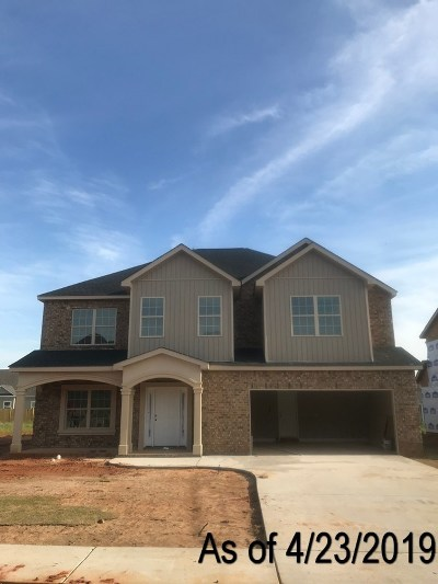 Warner Robins Single Family Home For Sale: 118 Legacy Court