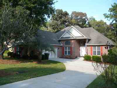 Perry Single Family Home For Sale: 102 Kentucky Downs