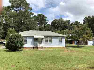 Warner Robins Rental For Rent: 100 Willow Avenue