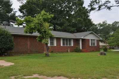 Perry Single Family Home For Sale: 1400 Windsor Road