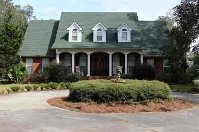 Macon Single Family Home For Sale: 2721 Liberty Church Road