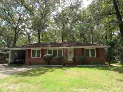 Warner Robins Single Family Home For Sale: 117 Dewey Street