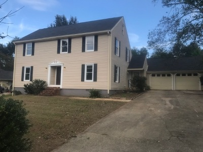 Warner Robins Single Family Home For Sale: 106 South Oaks Lane
