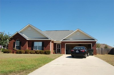 Warner Robins Single Family Home For Sale: 314 Minter Drive