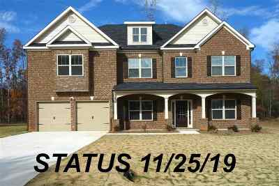 Macon Single Family Home For Sale: 104 Belleview Court