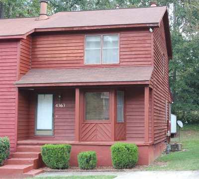 Macon Single Family Home For Sale: 4363 Barrington Place