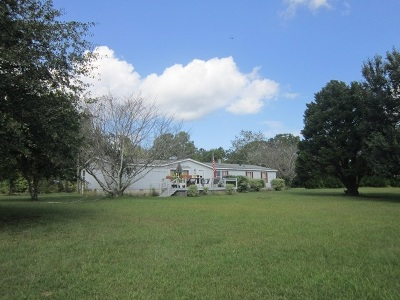 Crawford County Single Family Home For Sale: 400 Aldridge Road