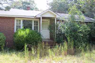 Macon County Single Family Home For Sale: 415 Mill Street