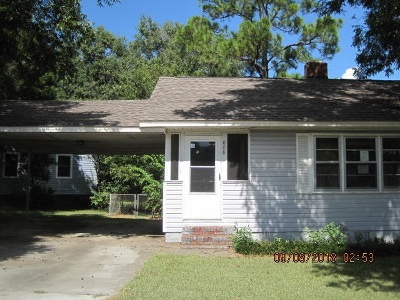 Warner Robins Single Family Home For Sale: 808 McArthur Blvd