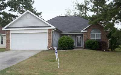 Warner Robins Single Family Home For Sale: 108 Timber Mill Court