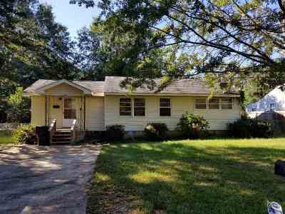 Warner Robins Single Family Home For Sale: 1313 Hartley Avenue