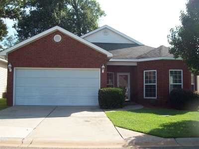 Perry Single Family Home For Sale: 312 Spyglass Hill Drive