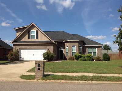 Warner Robins Single Family Home For Sale: 206 Post Oak Way