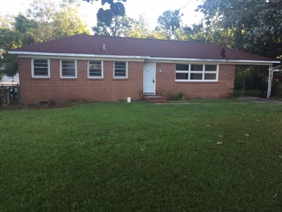 Warner Robins Single Family Home For Sale: 722 Oakview Square