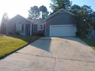 Warner Robins Single Family Home Verbal Agreement: 316 Ridgestone Drive