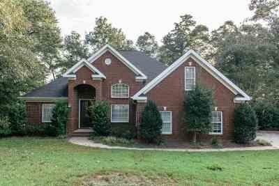 Single Family Home For Sale: 109 Oakcrest Lane