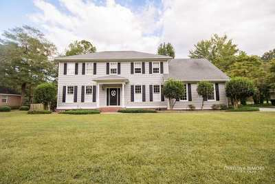 Warner Robins Single Family Home For Sale: 120 Falcon Crest Drive